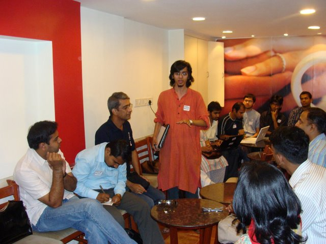 Sahil talks about Green Pune